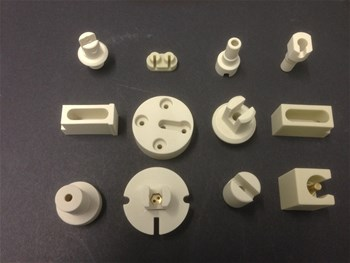 Pressed Steatite Components