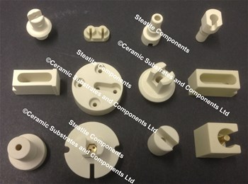 Steatite Components