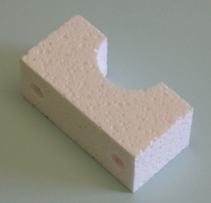 Machinable Hi Temp Alumina
