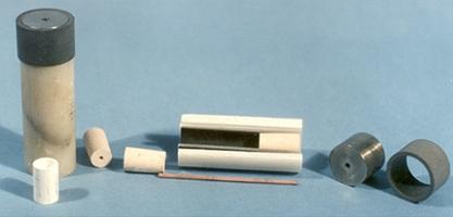 Piston Cylinder Furnace Assemblies Ceramic Substrates